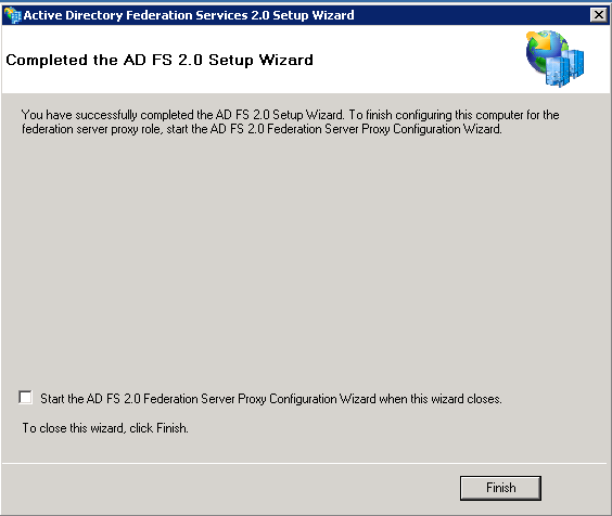 Installing and Configuring an ADFS 2 0 Proxy Server | Pipe2Text com