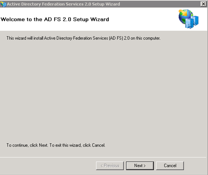 Installing and Configuring an ADFS 2 0 Proxy Server