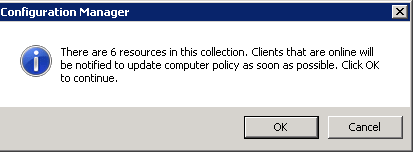 How to Force a Machine or User Policy Download Remotely
