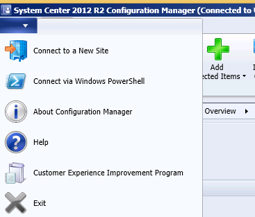 Using PowerShell Export Devices In Need of the SCCM 2012